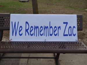 We Remember Zac Chili Supper and Silent Auction