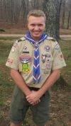 Local Eagle Scout earns medical scholarship