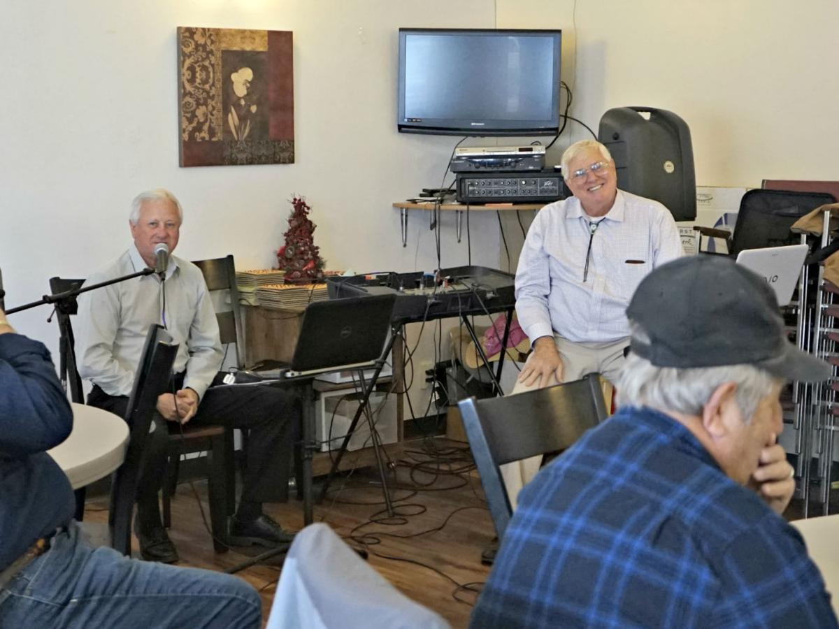 Area Favorites Perform At Senior Center