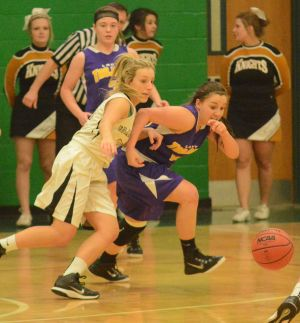 C4D2 Girls - Potosi vs. Farmington