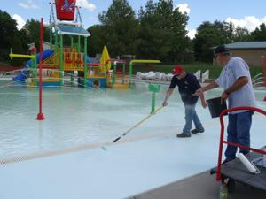 UPDATE: Water Park opening delayed until May 30
