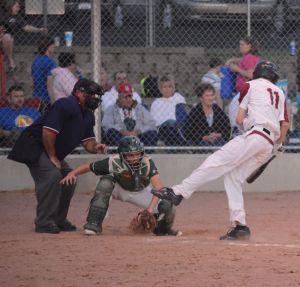Kingston at Bismarck Baseball
