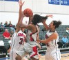 Lady Cardinals complete strong opening weekend