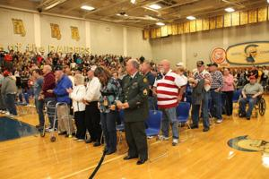 North County holds Veterans Day ceremonies