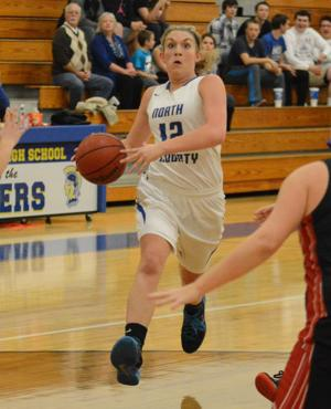 Meadow Heights at North County girls basketball