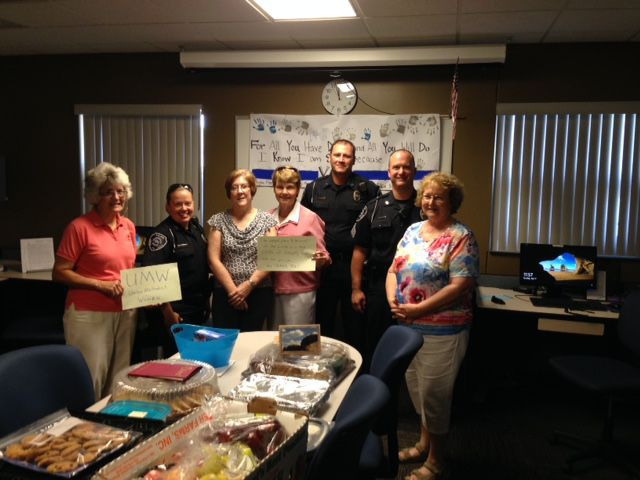 UMW Show Support To FPD