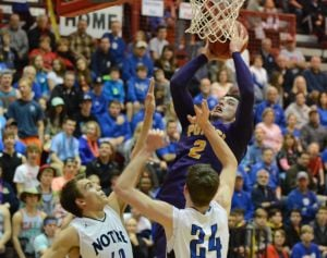 Trojans finish season 20-8 after Sectional loss