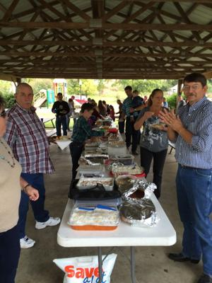 Pioneer Days Car Show and Community Church Service
