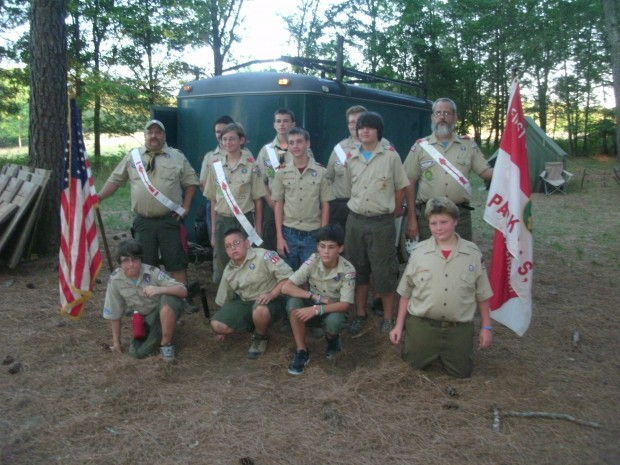 Local Boy Scouts attend summer camp | Daily Journal News ...