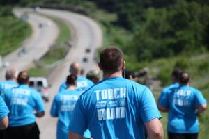 2015 Torch Run for Special Olympics