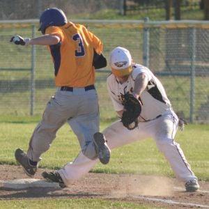 Sullivan at Potosi Baseball