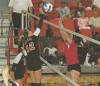 MAC volleyball team rolls in season debut