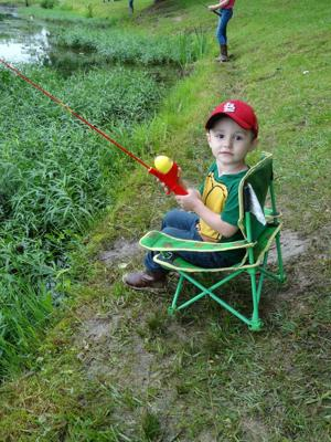 Annual fishing derby draws nearly 90 youngsters
