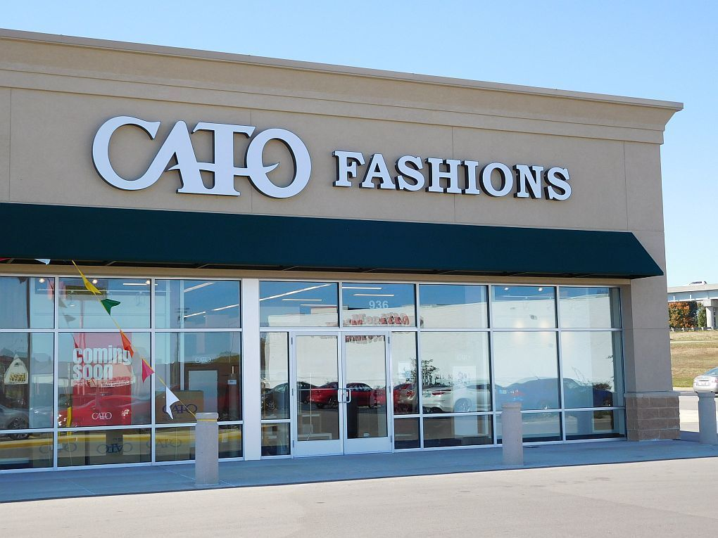 Catos clothing store