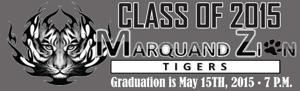 2015 Marquand-Zion Graduation Seniors