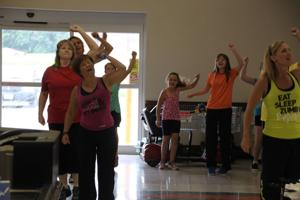 Flash Mob Dance for National Dance Day