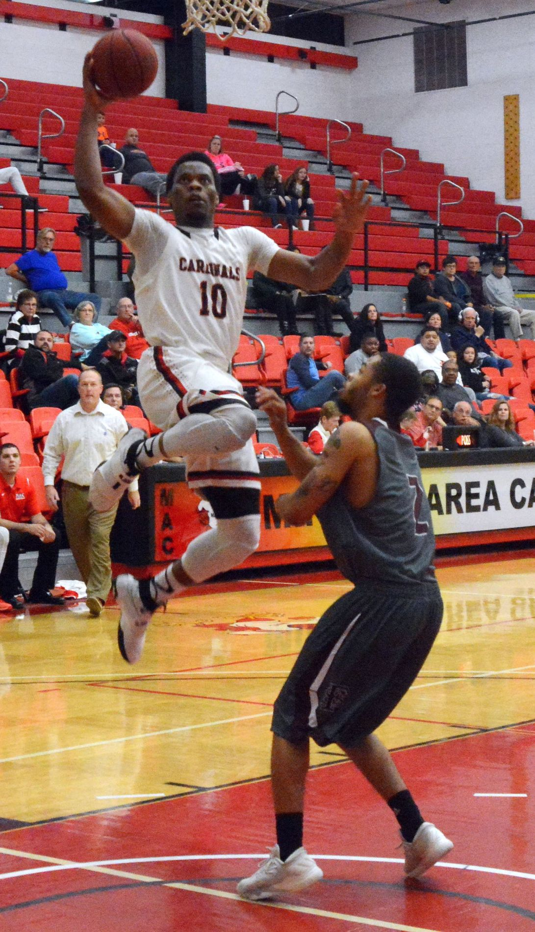 MAC thrashes Fort Scott to extend streak | Mens-basketball ...