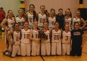 Defense assures district crown for Central girls