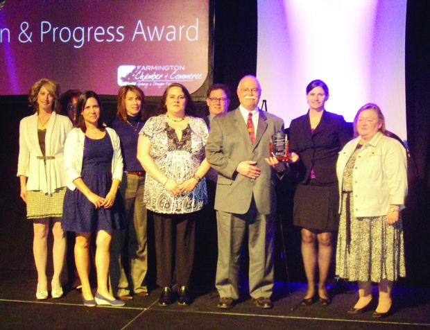 Farmington Chamber Holds Annual Awards Ceremony