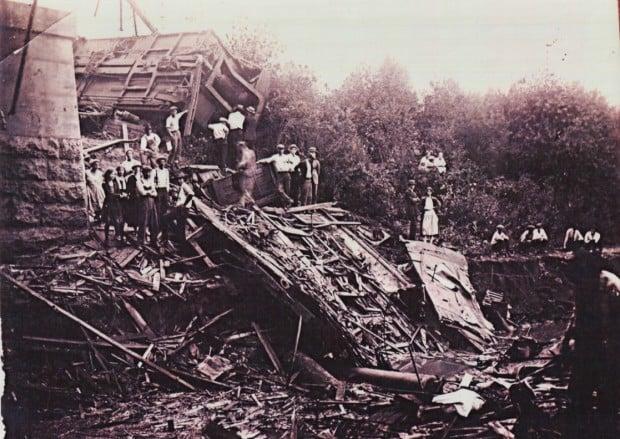 Remembering Missouri S Worst Train Wreck