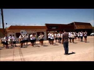 West County band at 69th Annual Carnival and Parade
