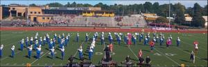 North County Marching Band placed in four competitions