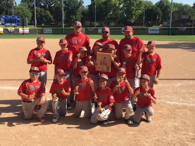 Missouri 9U State Champions