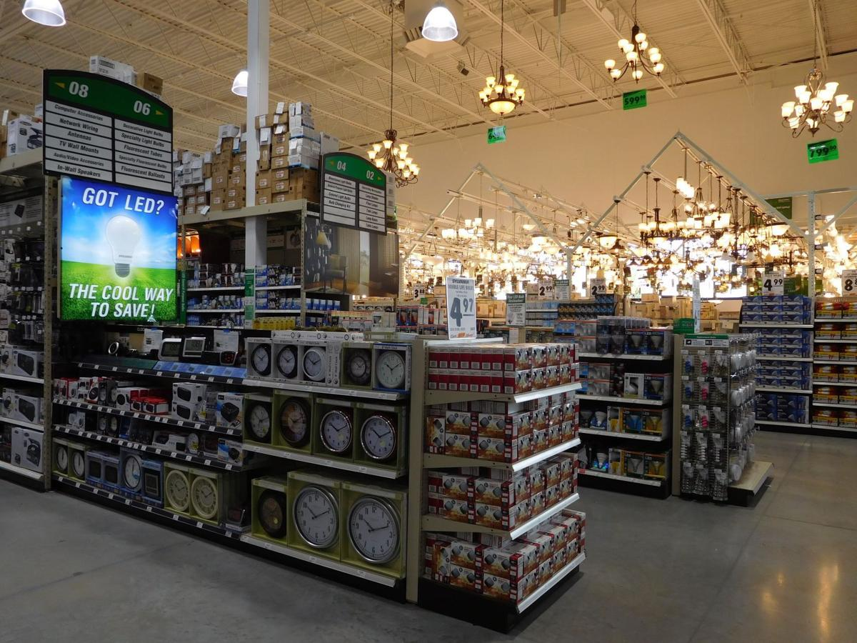 Menards set to open on sept 20 gallery of pictures