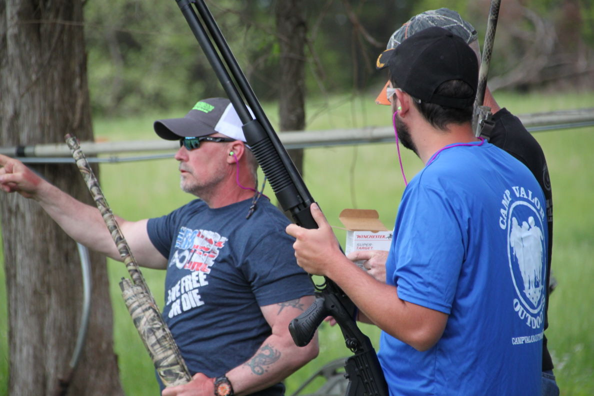 Camp valor outdoors spring fishing classic starts today for Spring warrior fish camp