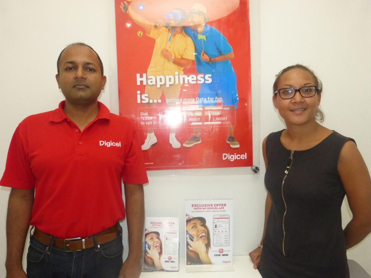 """Digicel launches """"all in one"""" bundle"""