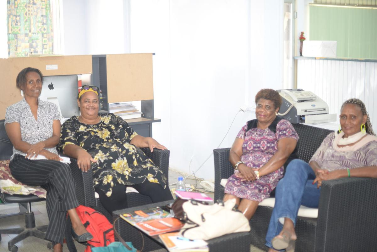 Members of the Women Advocacy Group