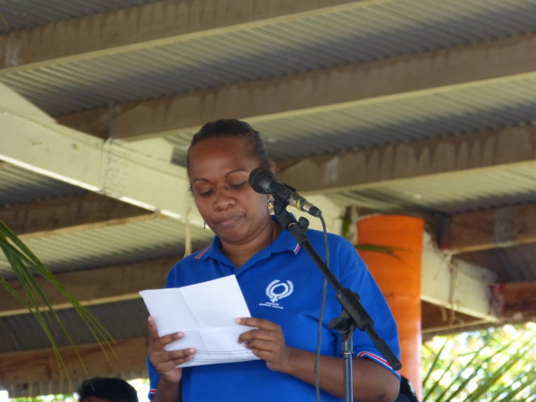Vanuatu Women's Center says Vanuatu is not happiest place on earth