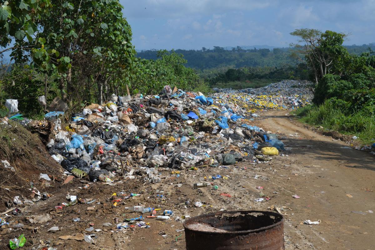 Bouffa dump site