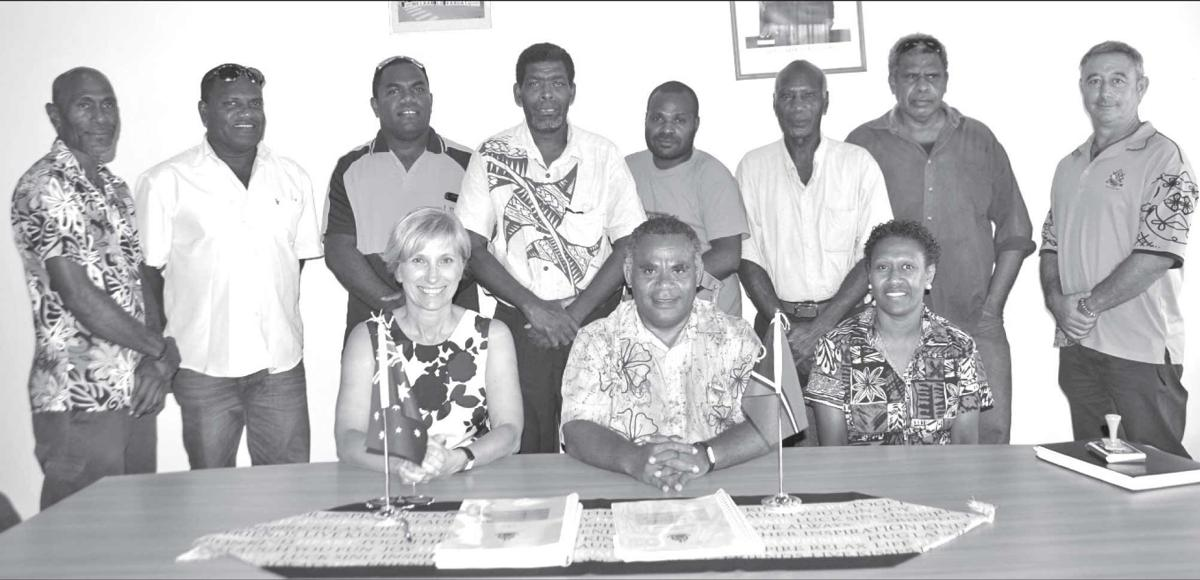 A new home for the Vanuatu Society for People with Disability