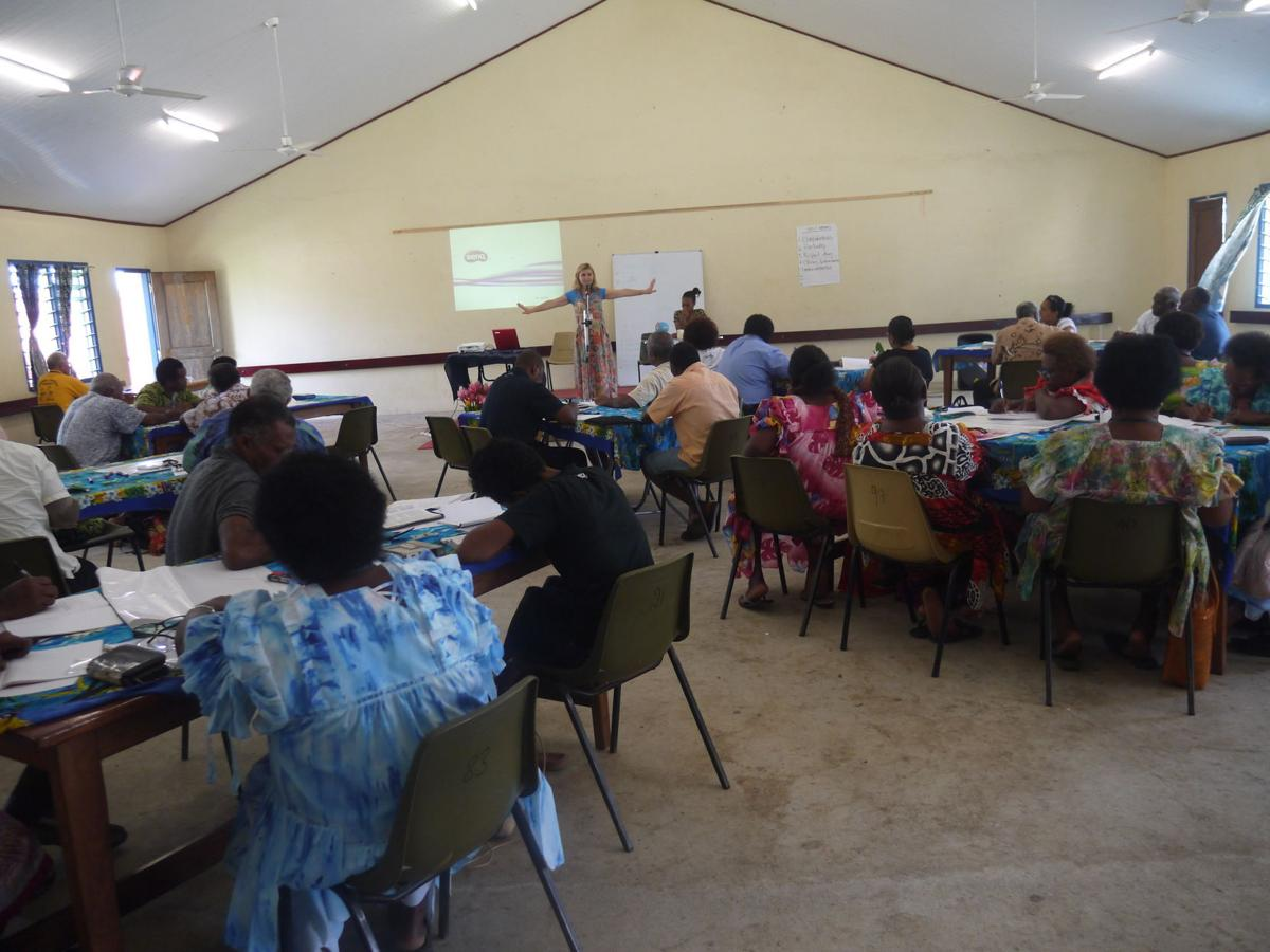 50 attending Channels of Hope Level One Counseling Workshop