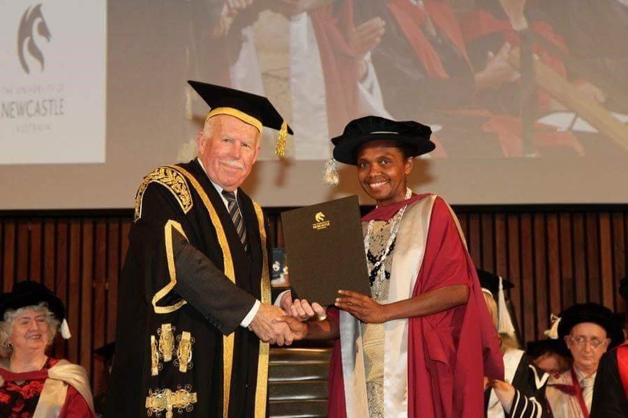 Vanuatu Linguistics PhD graduate