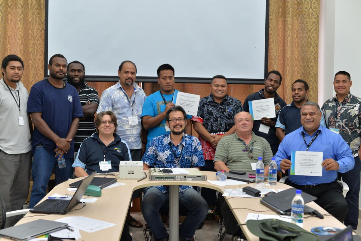 ITU conducts Satellite Training in Vanuatu