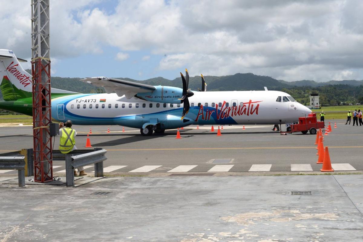 Vt 1.6 billion for airport terminal upgrades: Kaltongga