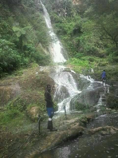 Mele cascade flowing again