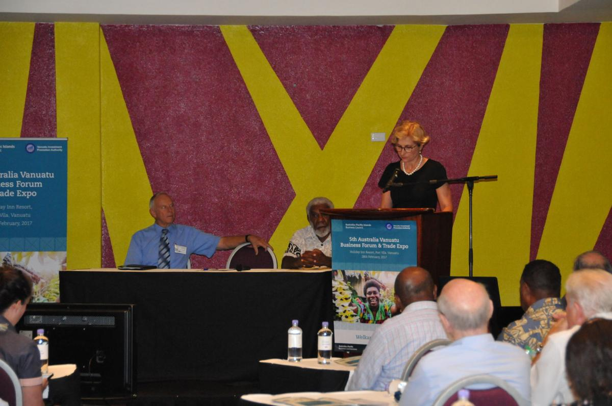 Australia and Vanuatu have strong and enduring relationship: Australian High Commissioner