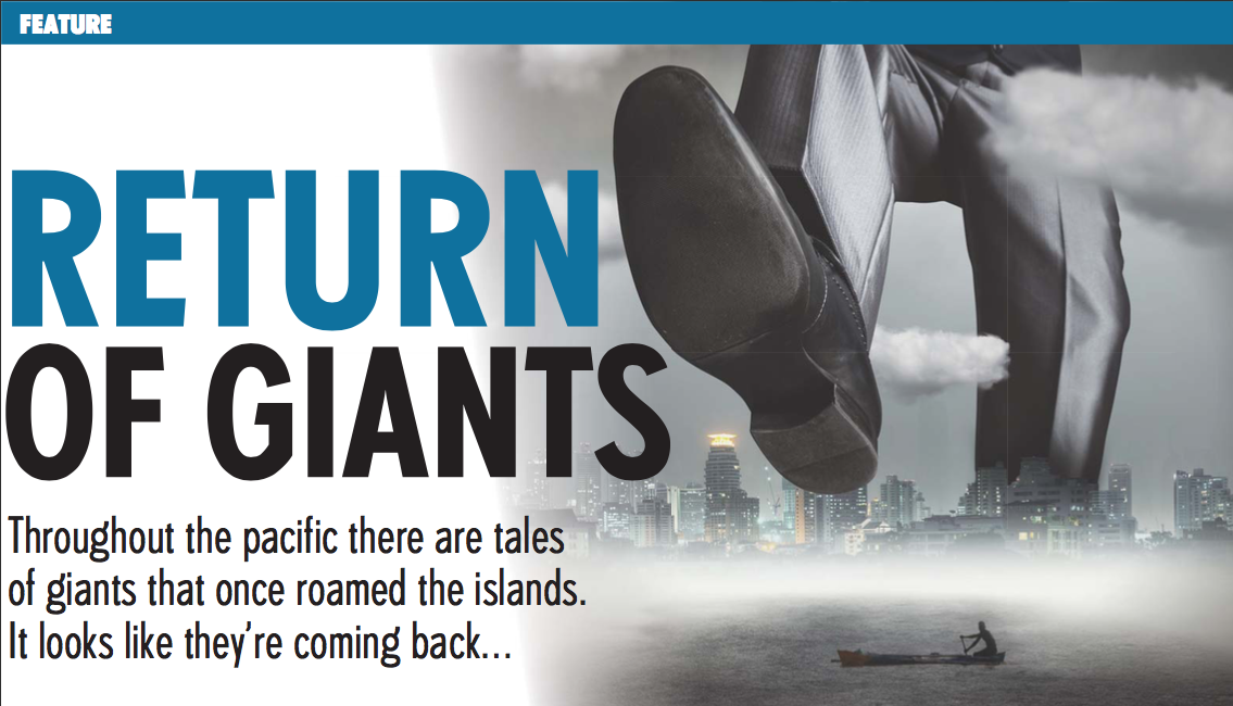 RETURN OF GIANTS