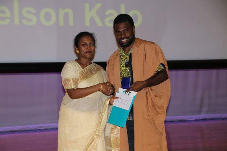 Kalo Geography gold award