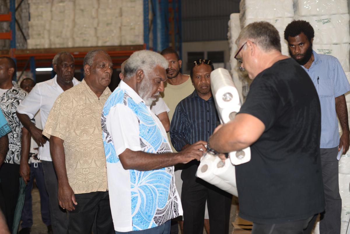 Cellovila Exports to New Caledonia