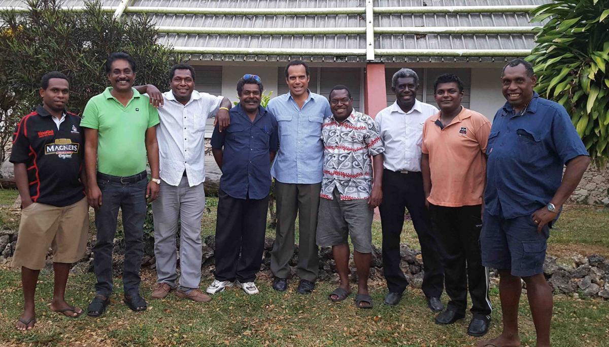Malampa-Fiji Day celebrations committee