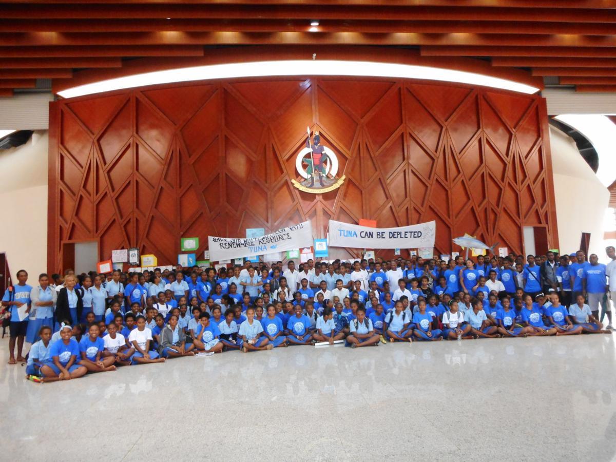 Malapoa College highlights World Tuna Day