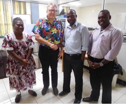 Carbon Creditm Republic of Vanuatu