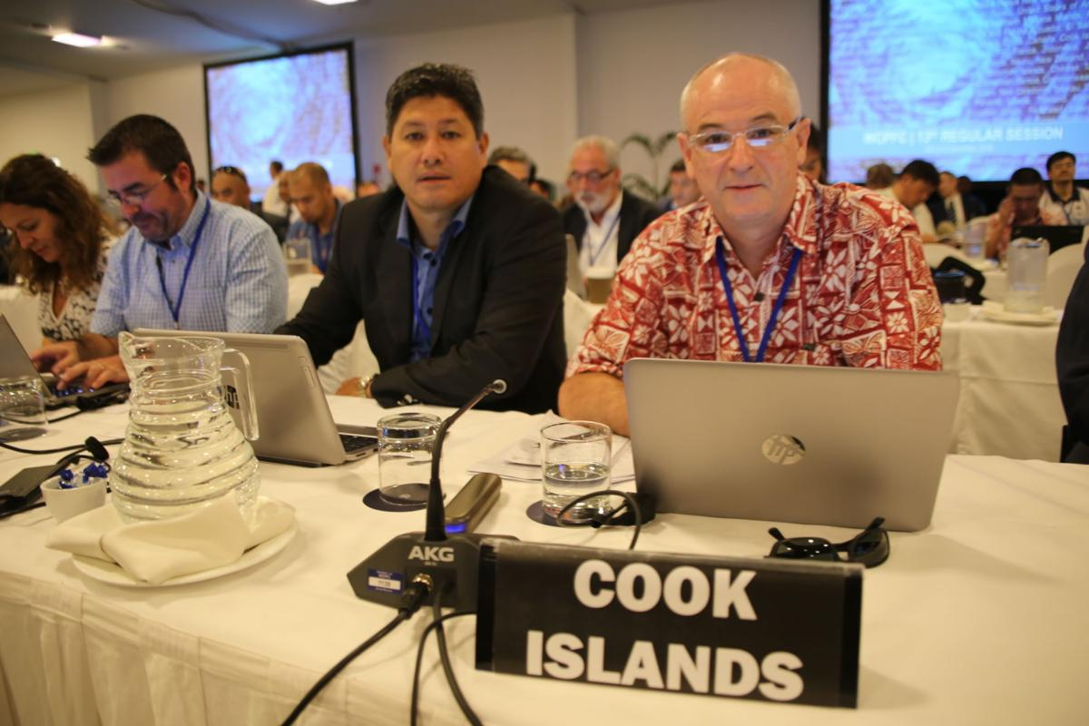Cook Is and Vanuatu make progress on blacklisting of Vanuatu tuna boat