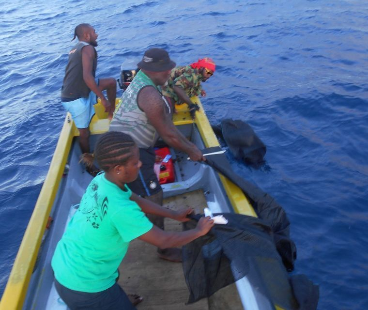 Vanuatu s food security and agriculture cluster for Fish aggregating device