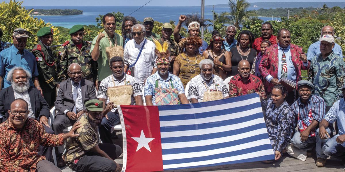 Vanuatu's Position Has Not Changed