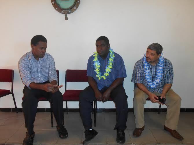 Minister Nevu wants crime reduce